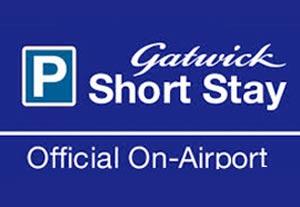 Gatwick Short Stay Parking Logo